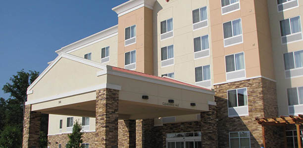 Fairfield Inn and Suites Conroe